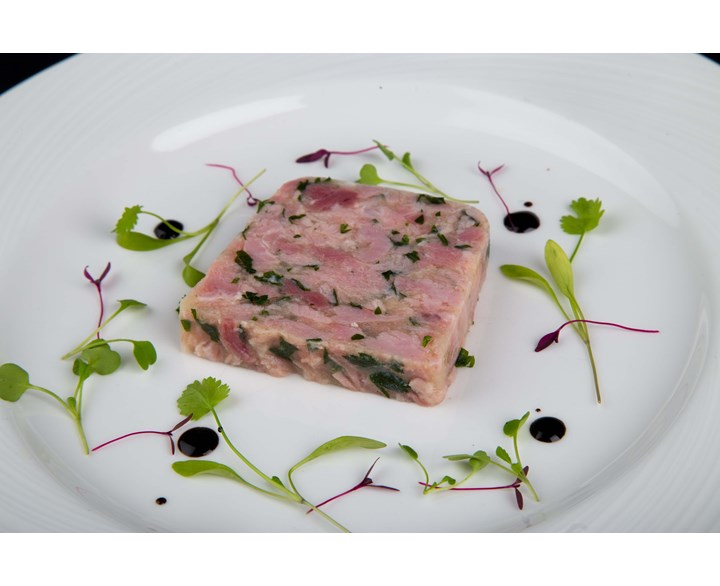 Terrines and Parfaits - Unlined ham hough terrine.jpg