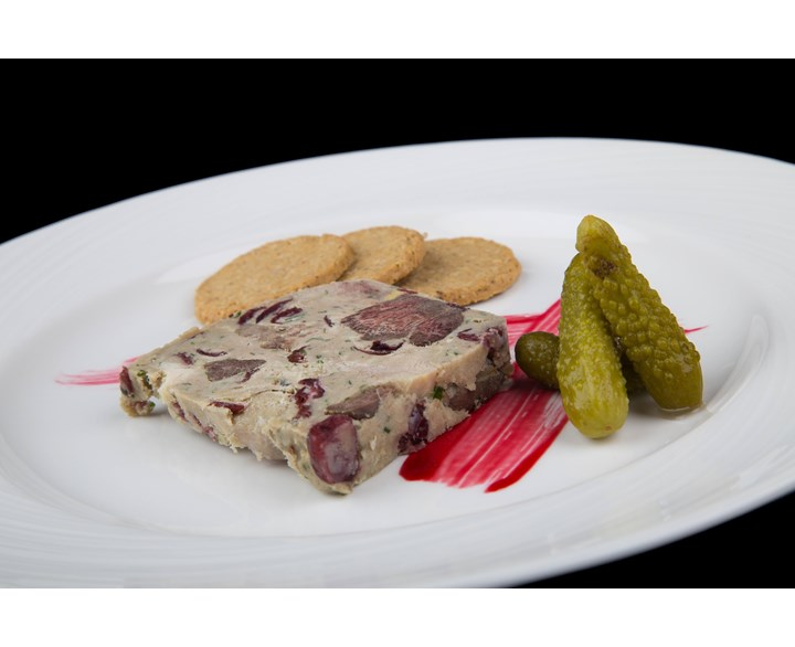 Terrines and Parfaits - Highland three game bird terrine.jpg