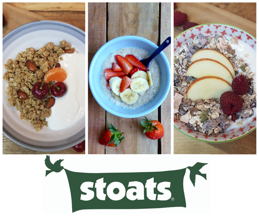 Stoats Breakfast Range