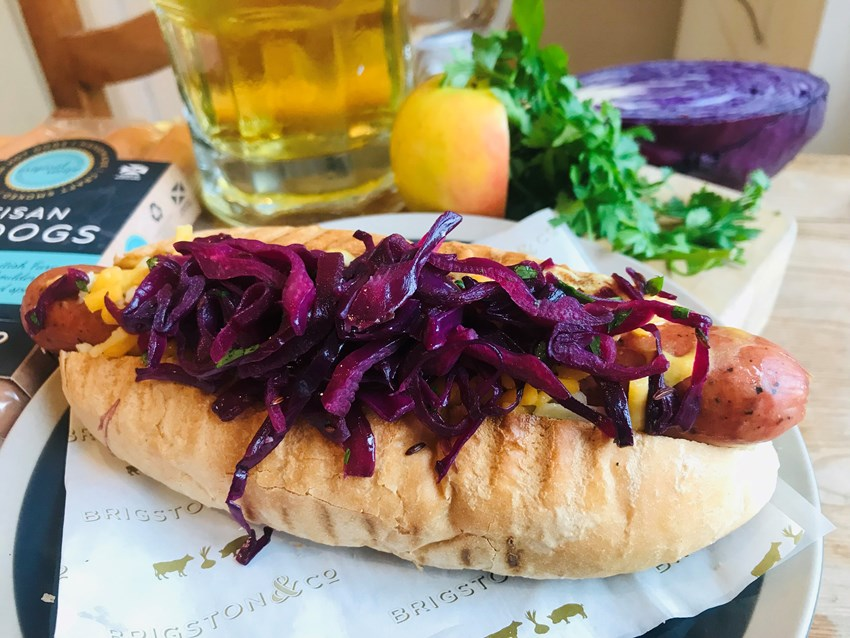 Brigston & Co - Oktoberfest Hot Dog
